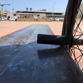 Ciudadanos reclama a Medioambiente garantizar la seguridad en el skate-park de la plaza Multifuncional