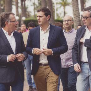 De Castro viaja a Madrid para acudir a la reunión del Consejo General de Ciudadanos