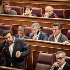 Ciudadanos lleva el problema de los menores en Melilla al Congreso de los Diputados