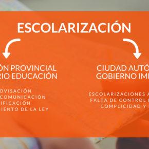 """Escobar: """"Berbel tiene que dar explicaciones y asumir responsabilidades por sacar ahora a los alumnos escolarizados"""""""